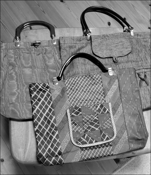 手作りバッグ