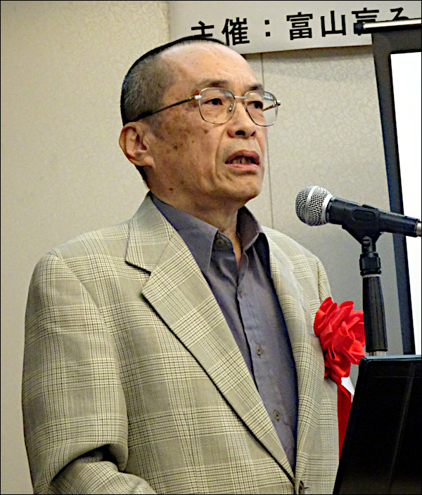 菅澤さん講演